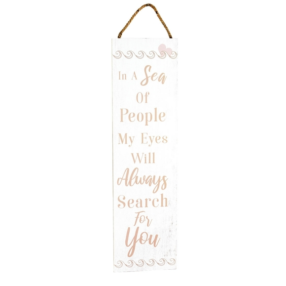 Young's Inc Other - 🆕❤Sea of People Wood Wall Sign